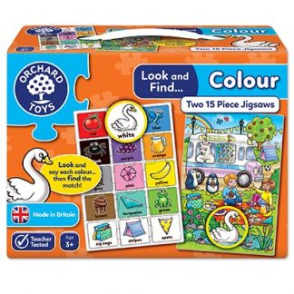 Orchard Toys - Look & Find Colour Jigsaw
