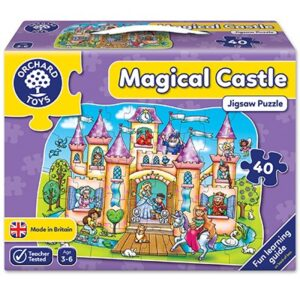 Orchard Toys - Magical Castle Jigsaw Puzzle