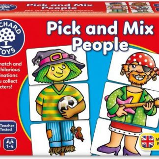 Orchard Toys - Pick and Mix People
