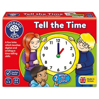 Orchard Toys - Tell the Time Game