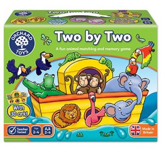 Orchard Toys - Two by Two Matching Game
