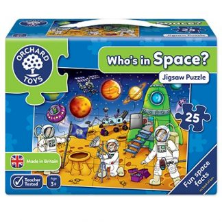 Orchard Toys - Who's in Space Jigsaw