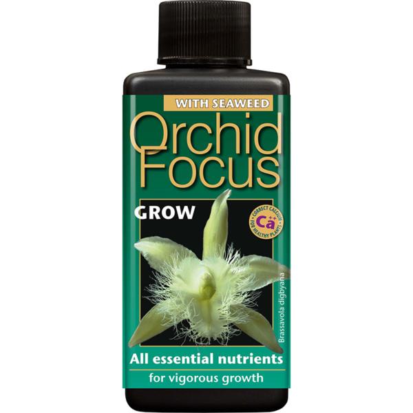 Growth Technology Orchid Focus GROW 100 ml