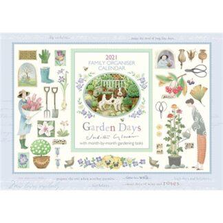 Otter House -Garden Days Planner A4 2021