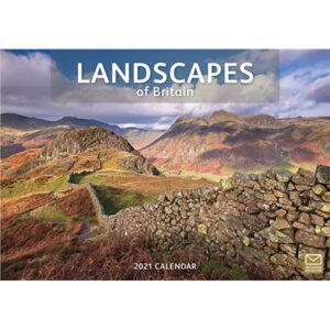 Otter House-Landscapes of Britain A4 Calendar 2021
