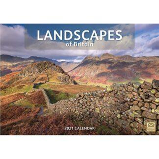 Otter House-Landscapes of Britain A4 Calendar 2021