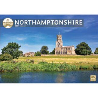 Otter House Northamptonshire A4 Calendar 2021