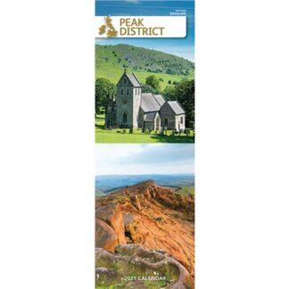 Otter House-Peak District Slim Calendar 2021
