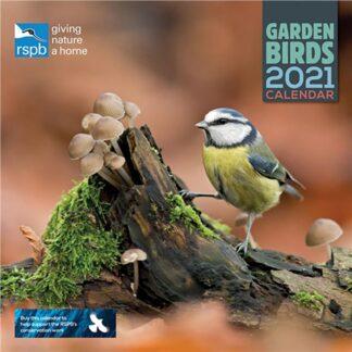 Otter House RSPB Garden Birds Calendar 2021