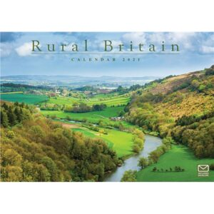 Otter House-Rural Britain A4 Calendar 2021
