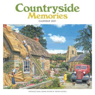 Otter House -Trevor Mitchell, Countryside Memories Calendar 2021