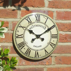Outside In Westminster Tower Wall Clock Lifestyle