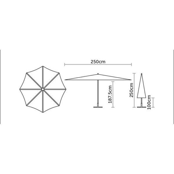 PABGC1 Dimensions