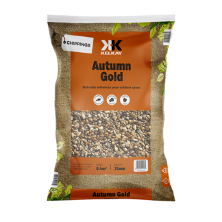 Kelkay Chippings - Autumn Gold (Large Pack)