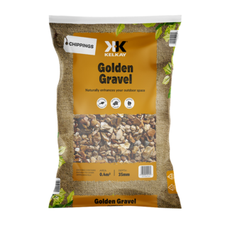 Kelkay Chippings - Golden Gravel (Large Pack)