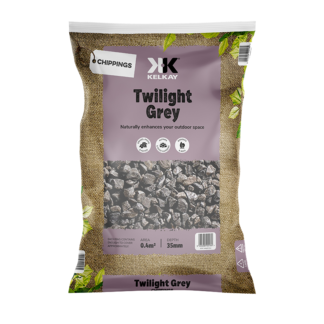 Kelkay Chippings - Twilight Grey (Large Pack)