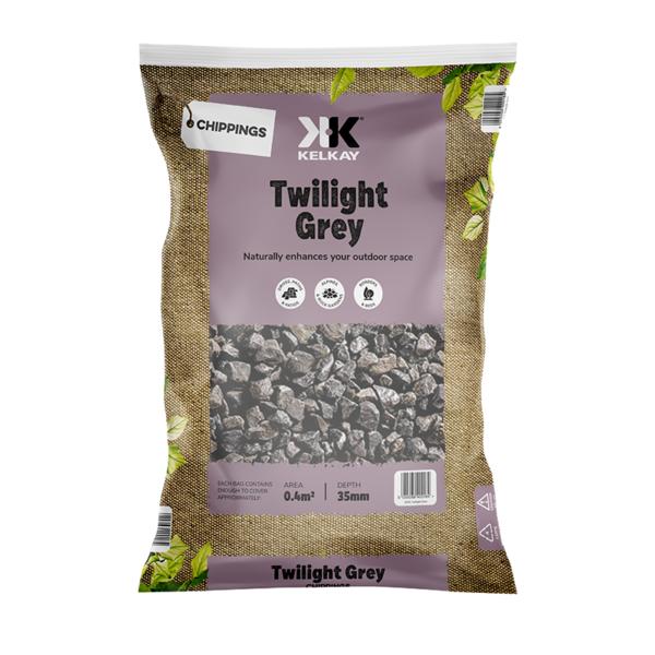 Kelkay Chippings - Twilight Grey (Large Pack)
