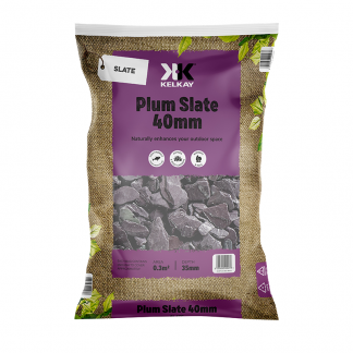 Kelkay Slates - Plum 40mm (Large Pack)
