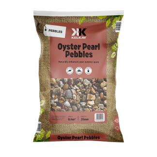Kelkay Pebbles - Oyster Pearl Pebbles (Large Pack)