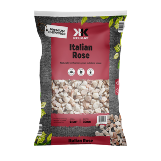 Kelkay Chippings - Italian Rose (Large Pack)