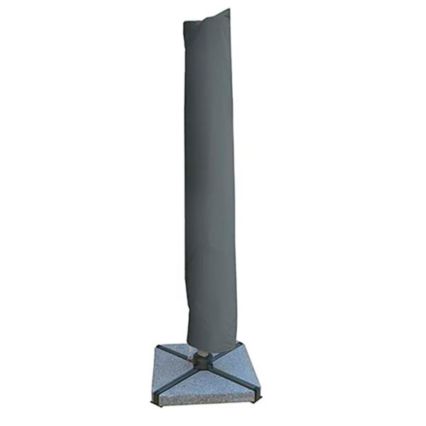 Grey Protective Cover for Lichfield/Chichester/Truro Parasols by Bramblecrest