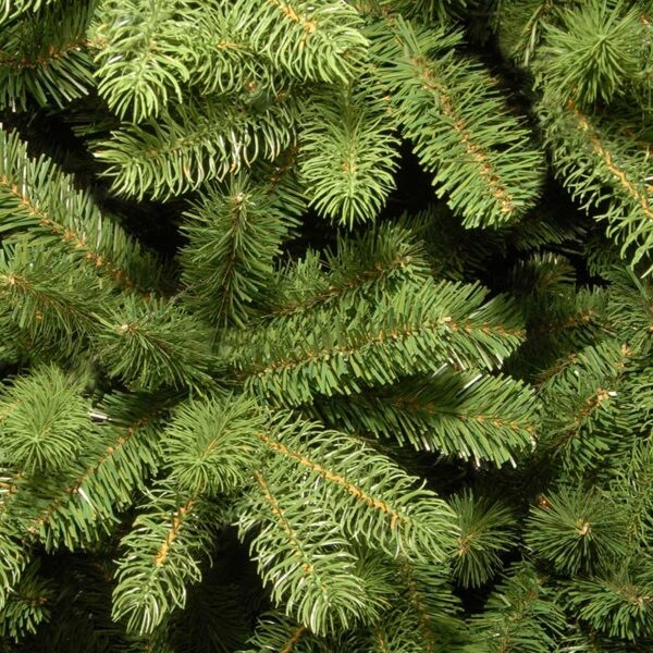 National Tree Company Newberry Spruce Artificial Christmas Tree Close Up