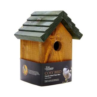 Tom Chambers Cosy Bird Nest Box