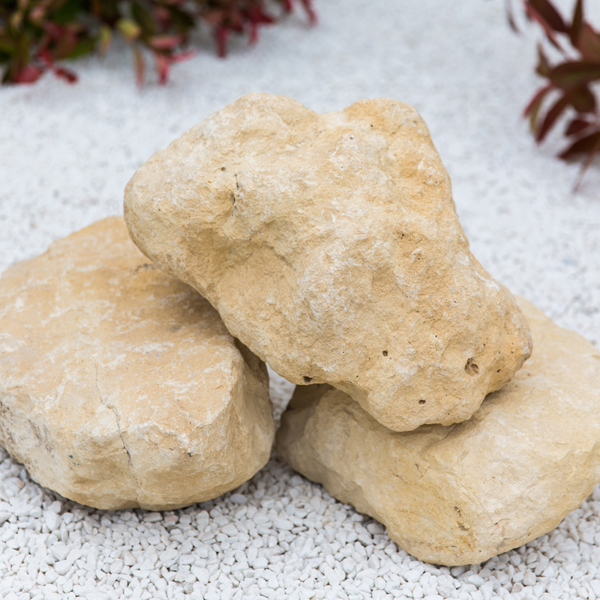 Sample of Kelkay Rockery Stone in Cotswold