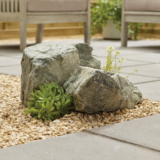 Kelkay Rockery Stone in Highland Grey