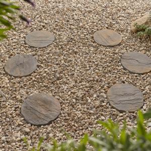 Kelkay Borderstone Keldale Stepping Stone - Antique (300mm)