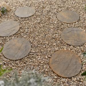 Kelkay Borderstone Keldale Stepping Stone - Antique (450mm)
