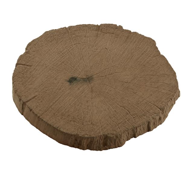 Kelkay Borderstone Timber Stepping Stone 400mm