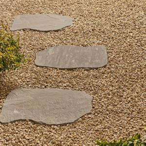 Kelkay Borderstone Natural Random Stepping Stone - Lakefell 600mm x 400mm