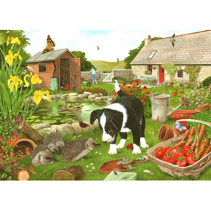 House Of Puzzles Prickly Situation Big 500 Jigsaw