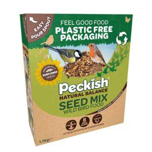 Peckish Natural Balance Seed Mix (1.7kg)