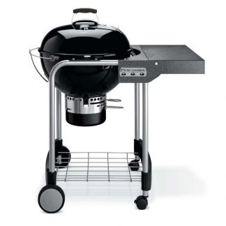 Weber Performer GBS Charcoal Grill Barbecue 57cm (Black)