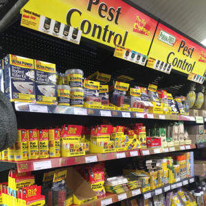 Plant Disease & Pest Control Products