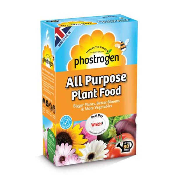Phostrogen All Purpose Plant Food (80 can)