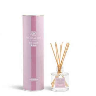 Marmalade Pink Pepper & Plum Travel Reed Diffuser