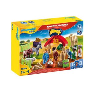Playmobil-123-Advent-Calendar---Christmas-Manger-BOX