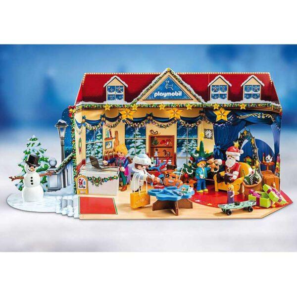 Playmobil-Christmas-Toy-Store-Advent-Calendar-70188-scene