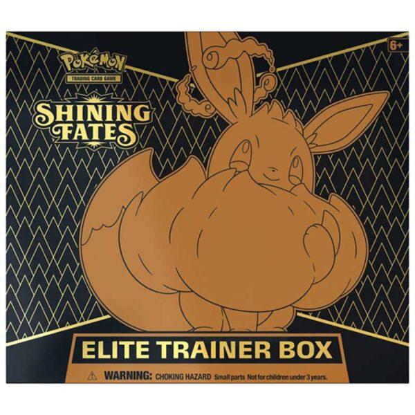 Pokemon Trading Card Game Shining Fates Elite Trainer Box 1