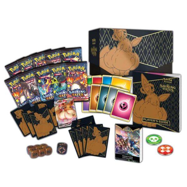 Pokemon Trading Card Game Shining Fates Elite Trainer Box 3