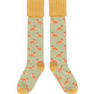 Powder Fox Boot Socks