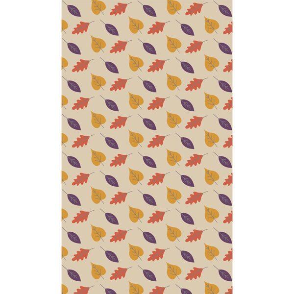 Powder Multiway Band-Leaf Cream Print