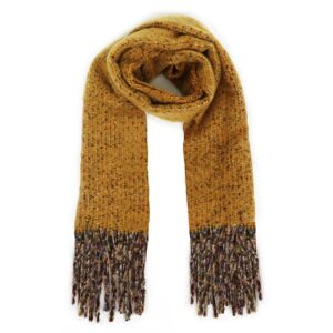 Powder Sandie Scarf in Mustard