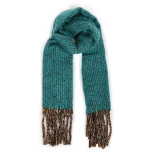 Powder Sandie Scarf in Teal