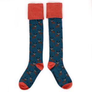 Powder Stag Boot Socks