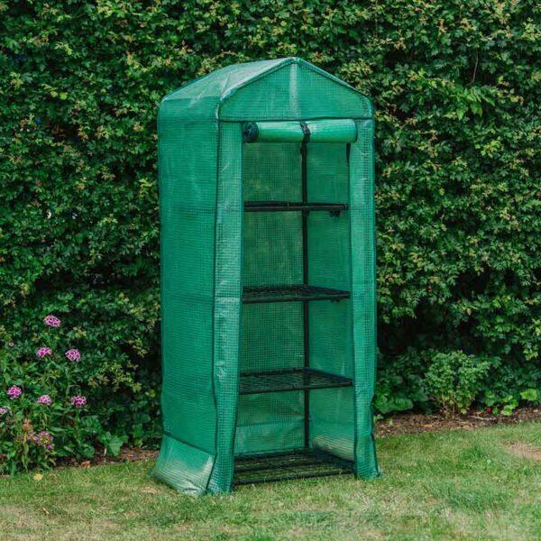 Premium 4 Tier Compact Growhouse