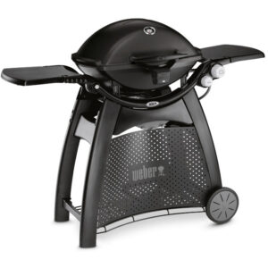 Weber Q 3200 Gas Grill Barbecue (Black) #57010074